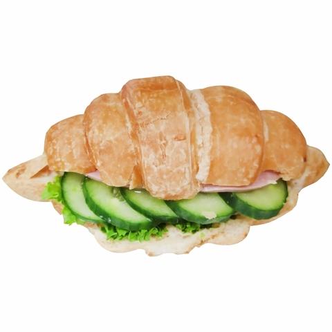 Сэндвич круассан с колбасой 1 кг