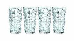 Набор из 4 хрустальных стаканов для виски Bossa Nova, 345 мл, фото 4
