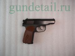 МР-654К 300 серия (38 серия коричневая рукоятка)