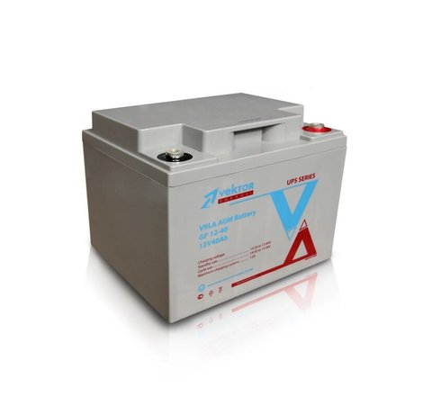 Аккумулятор VEKTOR ENERGY GL 12-40