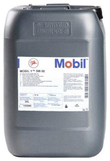 153388  MOBIL 1 5W-50 моторное синтетическое масло 60 Литров купить на сайте официального дилера Ht-oil.ru