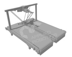 Учебно-лабораторный комплект для разработки автоматизированных линий