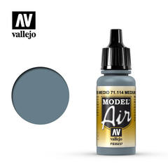 Model air 114-17ml. Medium gray