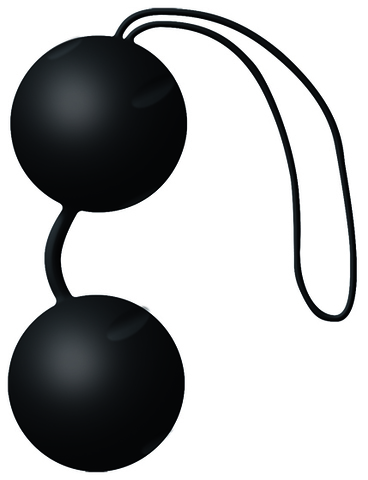 Joyballs Вагинальные шарики Trend черные матовые