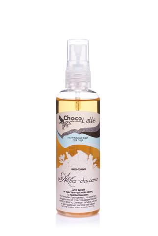 БИО-ТОНИК с пребиотиками АКВА-БАЛАНС для сухой и чувствительной кожи, 100ml TM ChocoLatte