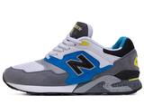 Кроссовки Мужские New Balance 878 Grey Blue White