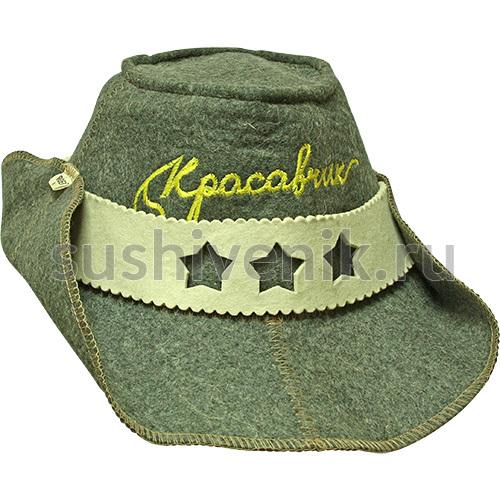 Ковбойская шляпа Красавчик