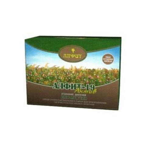 Чай Алфит-Актив № 19 для мужчин, 60 бр. (Гален)