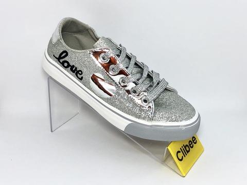 Clibee B272 Silver 31-36