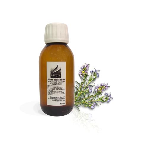Натуральное эфирное масло Camylle Розмарин Натур. масло Розмарин 125 ml