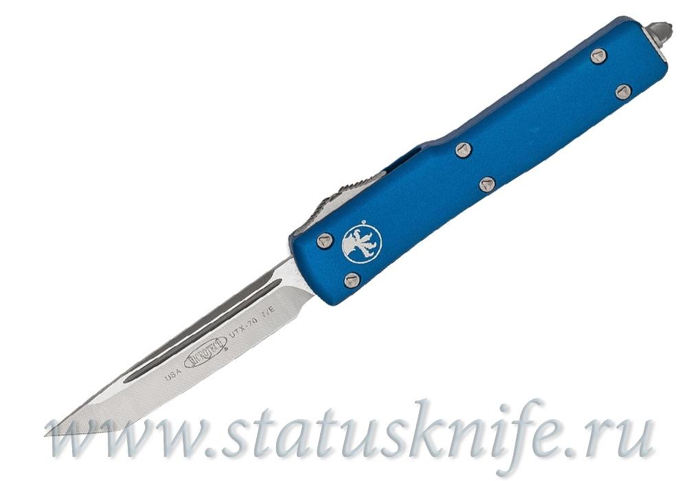 Нож Microtech Ultratech UTX-70 Satin 149-4BL