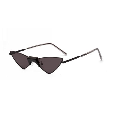 Солнцезащитные очки 95012001s Черный - фото