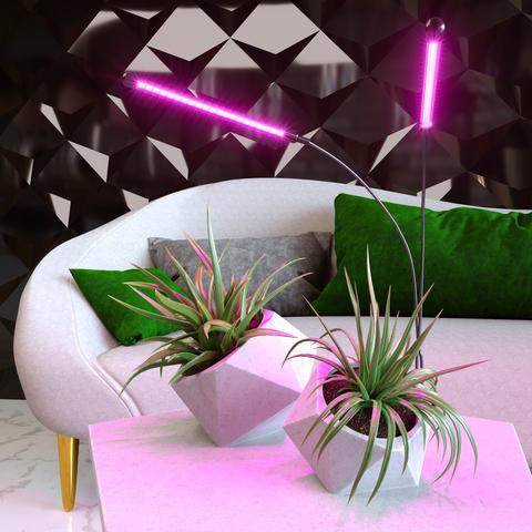 Светильник для растений на прищепке Elektrostandard FT-005 черный