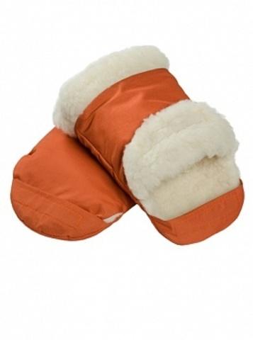 Чудо-Чадо. Муфты-рукавички Прайм, терракотовая