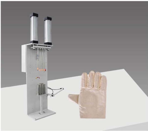Машина для выворачивания перчаток Модель FZJO1 | Soliy.com.ua