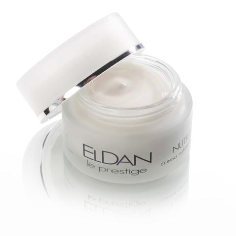 Питательный крем с рисовыми протеинами / Nourishing Repairing Cream, Le Prestige, Eldan Cosmetics (Элдан косметика), 50 мл