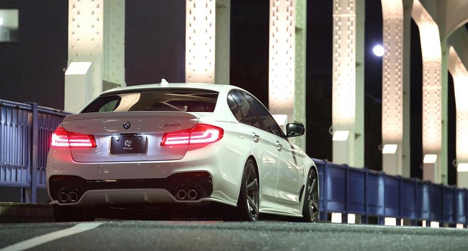 Обвес 3D Design для BMW 5er G30/G31