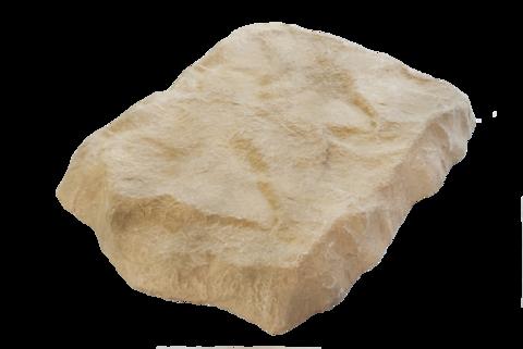 Декоративный камень для садовой розетки TrueRock Small Cover Rock, Sandstone