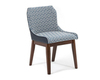 Обеденное кресло Rebak из массива гевеи