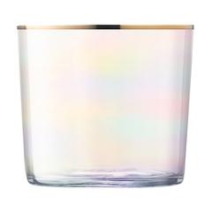 Набор из 2 стаканов Sorbet, 310 мл, розовый перламутр, фото 2