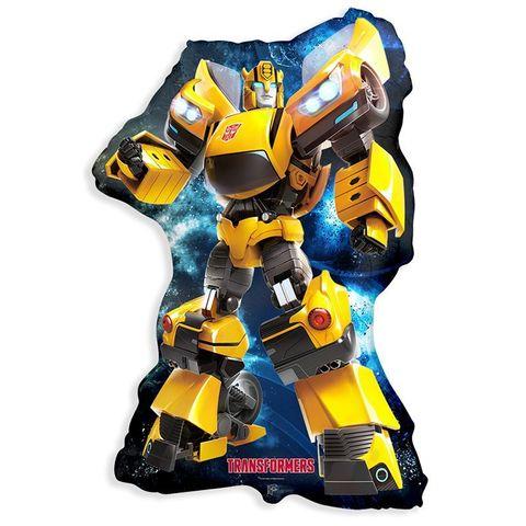 Трансформер желтый