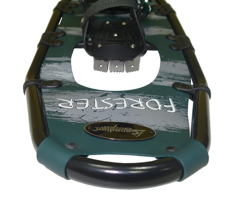 Снегоступы Canadian Camper FORESTER F1238, вид спереди.