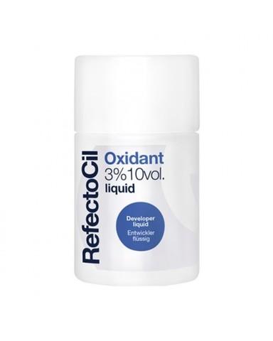 Refectocil Oxidant Liquid - оксид жидкий 3% для ресниц и бровей, 100мл