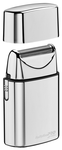 Шейвер BaByliss Pro (от 2 батареек АА), серебристый