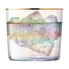 Набор из 2 стаканов Sorbet, 310 мл, розовый перламутр, фото 3