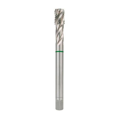 Метчик M24x3,0 (Машинный, спиральный) HSSE Co5 DIN376 C/2,5P 6h R35 160мм Ruko 233240E (В)