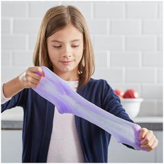 Клей для слайма Elmer's Color Glue фиолетовый прозр 147 мл