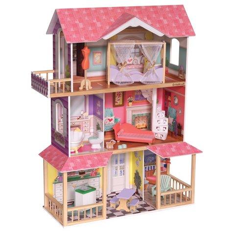 KidKraft Вивиана - кукольный домик с мебелью 10150_KE
