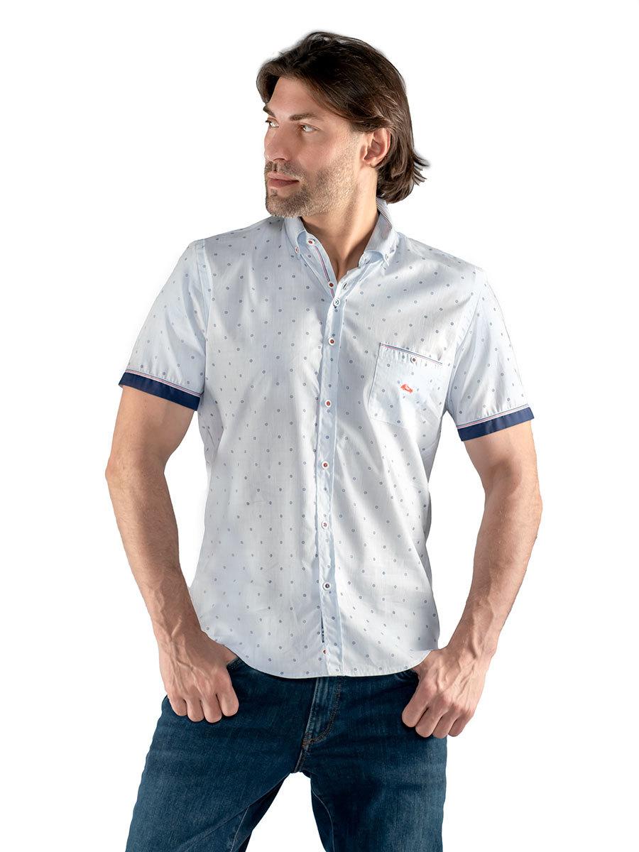 Dario Beltran рубашка Renedo 2VG 2152