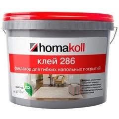 Клей-фиксатор для гибких напольных покрытий Homakoll 286 10 кг