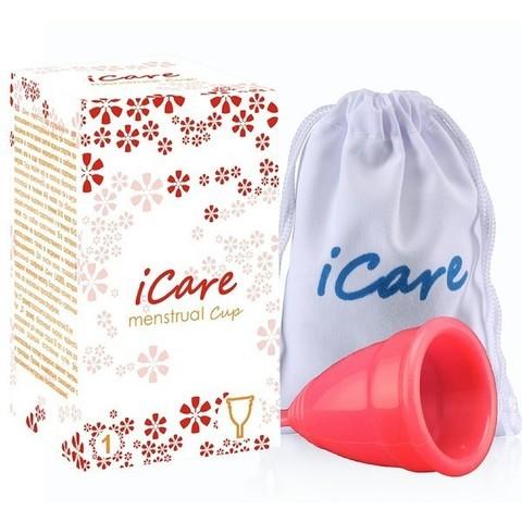 Менструальная чаша iCare (L)