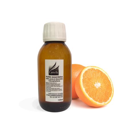 Натуральное эфирное масло Camylle Апельсин Натур. масло Апельсин 125 ml