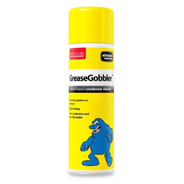 Аэрозоль GreaseGobbler (Средство для очистки конденсаторов на основе растворителя жиров)