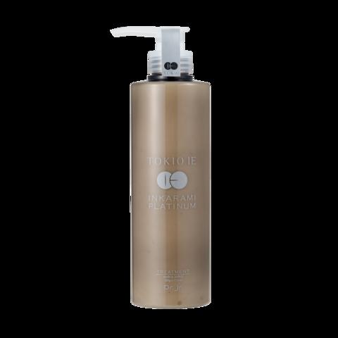 Кондиционер-уход для всех типов волос Tokio Inkarami Platinum Treatment 500 мл