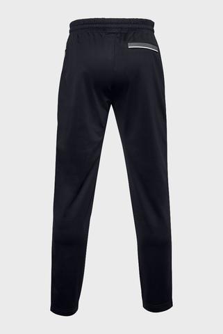 Мужские черные спортивные брюки UA Recover Knit Track Pant Under Armour