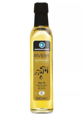 Оливковое масло рафинированное Riviera, Marmarabirlik, 500 мл