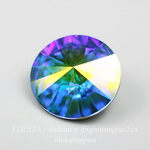 1122 Rivoli Ювелирные стразы Сваровски Crystal AB (14 мм)