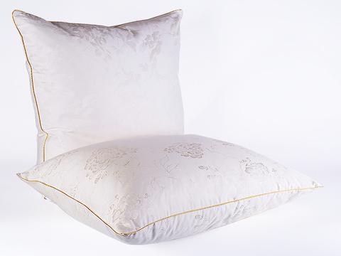Подушка полупуховая упругая 50х68 Медовый поцелуй