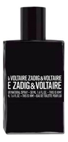 ZADIG & VOLTAIRE THIS IS HIM