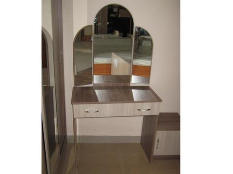 Туалетный столик Бася СТ-551 ясень шимо