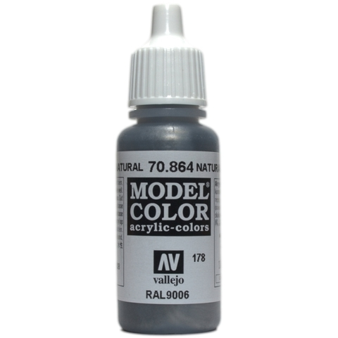 Model Color Natural Steel 17 ml.