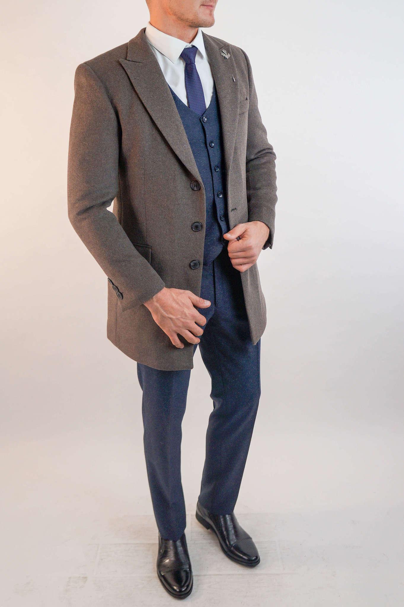 Пальто мужское оптом Пальто мужское Slim Fit 50/73 DSC02276.jpg