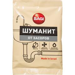 Средство для прочистки труб Bagi Шуманит гранулы 70 г