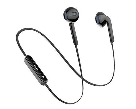 Langsdom / Bluetooth стереогарнитура BL6 | черная