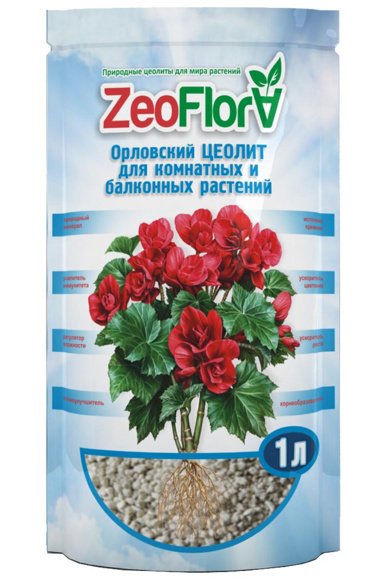 Почвоулучшитель для растений ZeoFlora