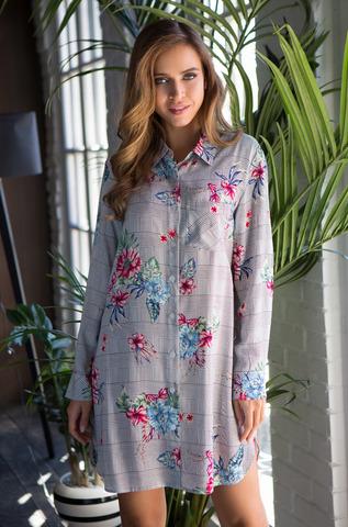 Рубашка-платье Mia-Mia